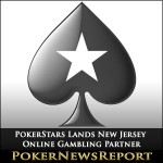 PokerStars Lands New Jersey Online Gambling Partner