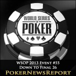 Event #55 – $50,000 Players Championship Down to Final 26