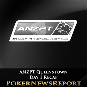 ANZPT Queenstown Day 1 Recap