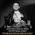 Jonathan Bredin Wins ANZPT Main Event