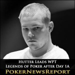 Hutter Leads WPT Legends of Poker after Day 1A