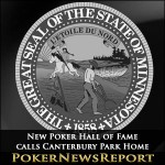New Poker Hall of Fame calls Canterbury Park Home