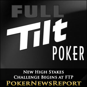 New High Stakes Challenge Begins at FTP