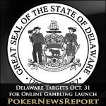 Delaware Targets Oct. 31 for Online Gambling Launch