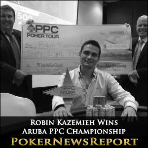 Robin Kazemieh Wins Aruba PPC Championship