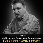Tony G to Run for European Parliament