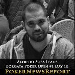 Colossal Turn-Out for Borgata Open Event #1 Day 1B