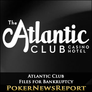 Atlantic Club Files for Bankruptcy