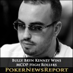 Bully Bryn Kenney Flattens Field to Win MCOP High Rollers