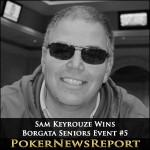 Sam Keyrouze Wins Crazy Conclusion to Borgata Seniors Event