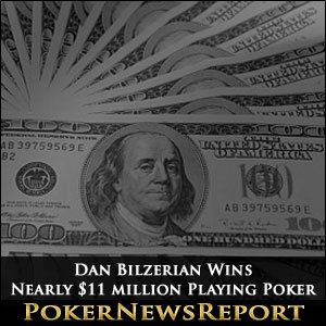 Dan Bilzerian Wins Nearly $11 million Playing Poker