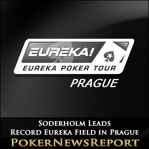 Eureka Poker Tour Prague