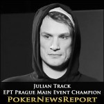 Julian Track is EPT Prague Main Event Champion
