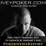 Phil Ivey's Training Site to Launch by January's End