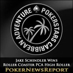 Jake Schindler Wins Roller Coaster PCA High Roller