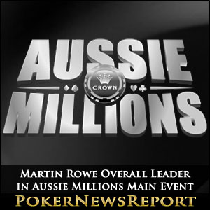 Aussie Millions Main Event
