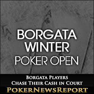 Borgata Winter Poker Open Law Suit