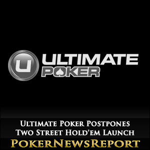 Ultimate Poker 2 Street Hold'em