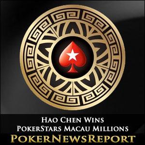Hao Chen Wins PokerStars Macau Millions