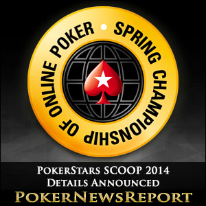 PokerStars SCOOP 2014 Details Announced