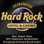 Eric Afriat Stuns Pahuja with Seminole Showdown Success