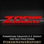 PokerStars Granted U.S. Patent for Fast-Fold Poker