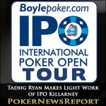 Tadhg Ryan Makes Light Work of IPO Killarney