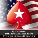 NJ PokerStars Talks to Start Later Today