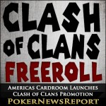 Americas Cardroom Launches Clash of Clans Promotion