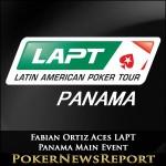 Fabian Ortiz Aces LAPT Panama Main Event
