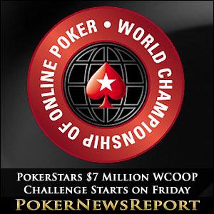 PokerStars $7 Million WCOOP Challenge