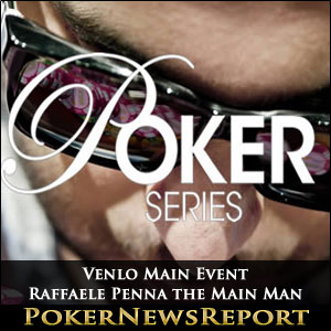 Venlo Main Event Raffaele Penna the Main Man