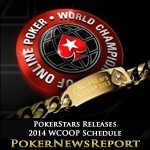 PokerStars Releases 2014 WCOOP Schedule