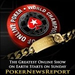 The Greatest Online Show on Earth Starts on Sunday