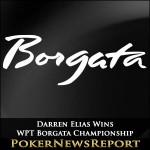 Darren Elias Wins WPT Borgata Championship