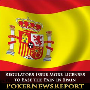 Regulators Issue More Licenses to Ease the Pain in Spain