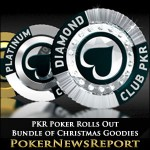 PKR Poker Rolls Out Bundle of Christmas Goodies