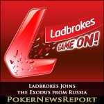 Ladbrokes Joins the Exodus from Russia