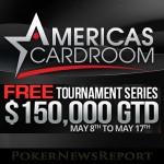 Americas Cardroom to Host $150K Freebuy Tournament Series
