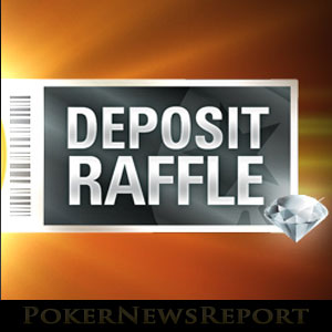PokerStars SCOOP Deposit Raffle