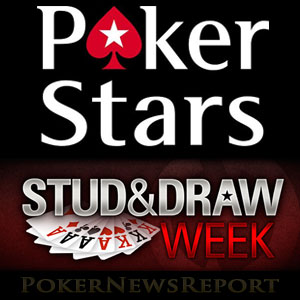 PokerStars Stud Draw Week