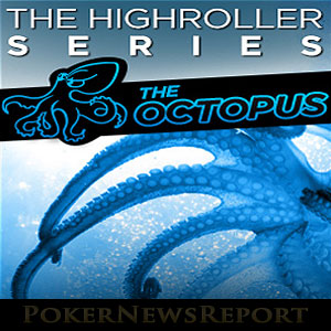 Octopus Highroller Series at 888Poker
