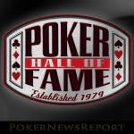 WSOP Releases Names of Finalists for Poker Hall of Fame