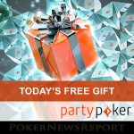 Party Poker Giving Out Christmas Gifts Every Day