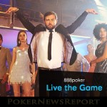 888 Poker Invites You to Live the Game