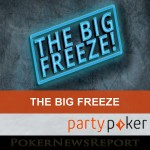 Overlay Alert in Party Poker´s Big Freeze Promotion