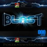 888Poker Launches BLAST Super-Turbo Sit & Go Games