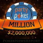 Guarantee for Party Poker Million Doubled to $2 Million