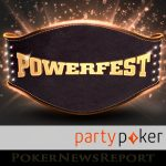 Be a PowerFest High Roller at Party Poker from Just $1.10