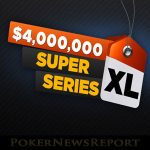 One Week until Start of Super XL Series at 888Poker